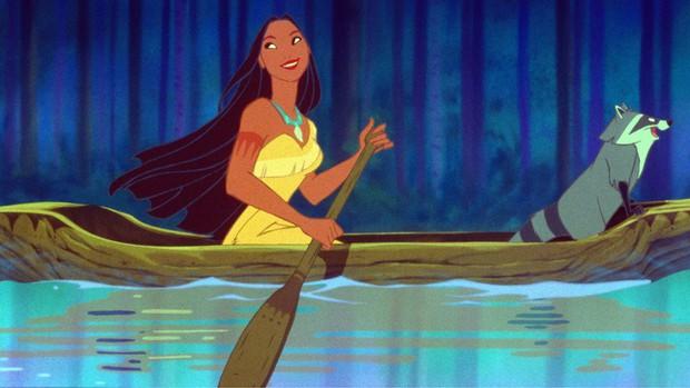 Công chúa da đỏ Pocahontas sắp có live-action, fan vội đề cử Thần Sấm Chris Hemsworth làm nam chính - Ảnh 5.