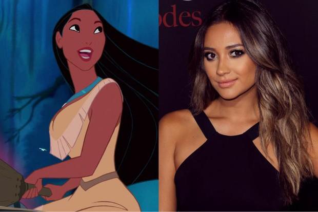 Công chúa da đỏ Pocahontas sắp có live-action, fan vội đề cử Thần Sấm Chris Hemsworth làm nam chính - Ảnh 7.