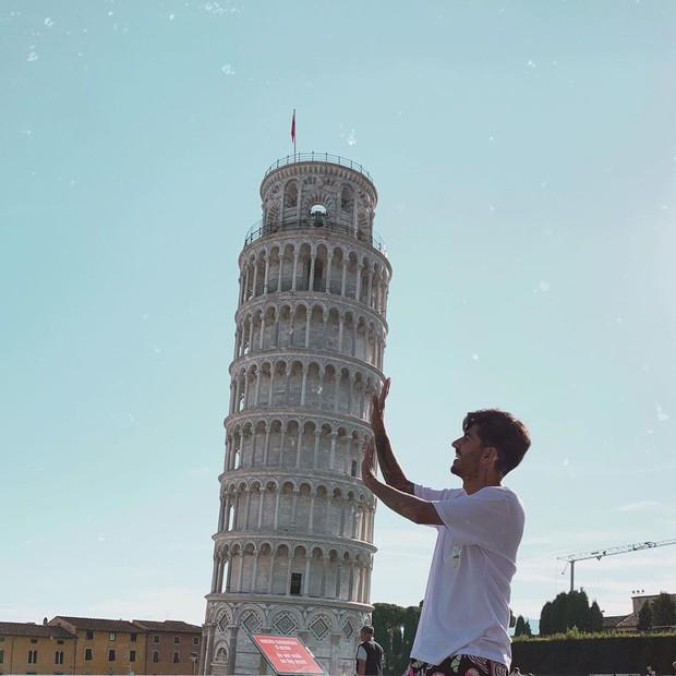 """""""Ngả nghiêng cùng năm tháng"""" siêu nổi tiếng ở nước Ý, hóa ra vào mùa hè trông tháp Pisa lại """"thẳng thớm"""" hơn? - Ảnh 7."""