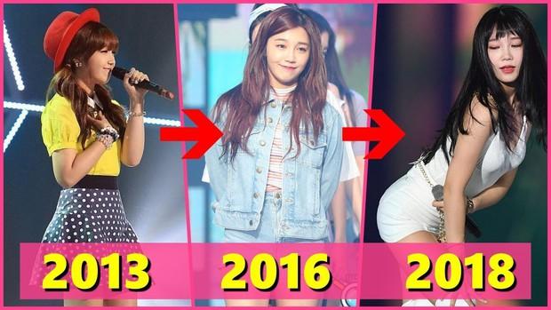 Từ 62kg xuống 47kg, Eunji (Apink) đã làm gì để có màn Before - After ngoạn mục như thế này? - Ảnh 3.
