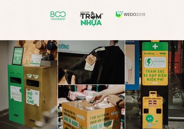 Bò sữa by BOO - thương hiệu thời trang Việt Nam đi đầu trong hoạt động bảo vệ môi trường - Ảnh 1.