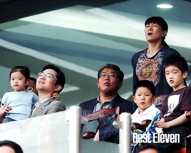 Nhan sắc nổi bật của con gái Thái tử Samsung: Vừa trong sáng vừa mạnh mẽ, kết tinh hết nét đẹp của bố và mẹ - Ảnh 4.