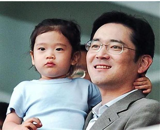 Nhan sắc nổi bật của con gái Thái tử Samsung: Vừa trong sáng vừa mạnh mẽ, kết tinh hết nét đẹp của bố và mẹ - Ảnh 5.