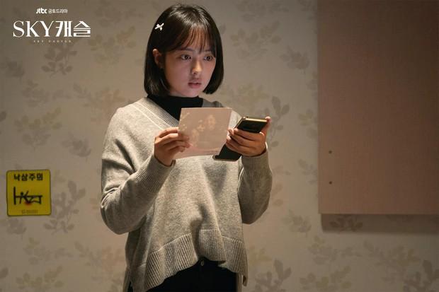 Kim Bo Ra (SKY Castle) lại đóng phim thanh xuân, netizen hỏi nhau tính đóng nữ sinh cả đời hả chị? - Ảnh 3.
