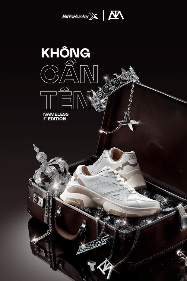 Bitis x Sơn Tùng M-TP = mẫu giày vô danh với mức giá cao nhất trong lịch sử hãng: Liều lĩnh hay thực sự tự tin? - Ảnh 2.