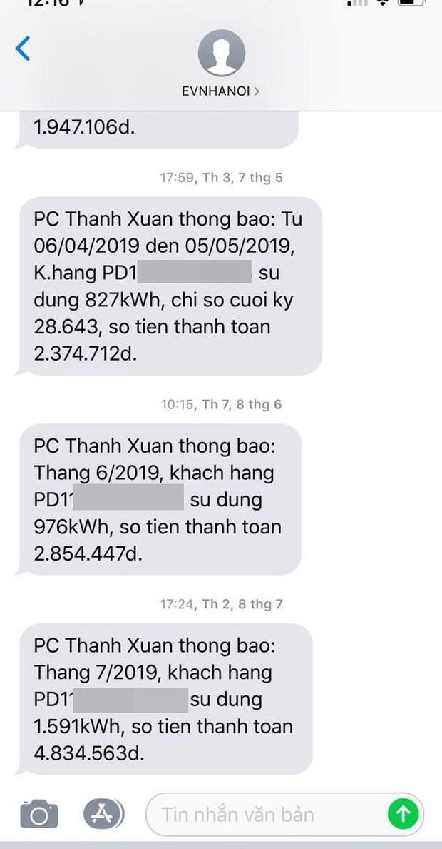 Người dân Hà Nội kêu trời vì hóa đơn điện tăng chóng mặt sau những ngày nắng nóng: Công ty điện lực lý giải nguyên nhân - Ảnh 1.
