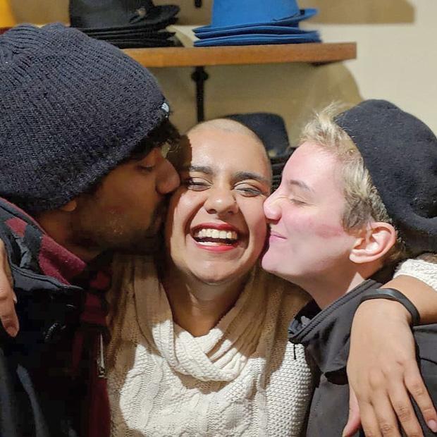 Cô gái 23 tuổi phát hiện mình mắc ung thư vú sau khi bạn trai chạm tay vào vòng 1 thấy điều bất thường - Ảnh 6.