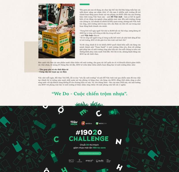 Bò sữa by BOO - thương hiệu thời trang Việt Nam đi đầu trong hoạt động bảo vệ môi trường - Ảnh 6.