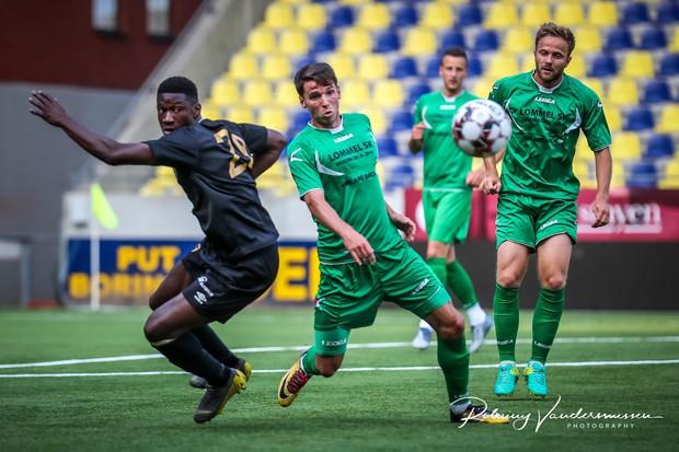 Công Phượng lần đầu được đá chính ở Bỉ, Sint-Truidense V.V để thua sát nút trước đội hạng dưới - Ảnh 11.