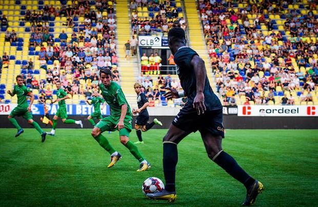 Công Phượng lần đầu được đá chính ở Bỉ, Sint-Truidense V.V để thua sát nút trước đội hạng dưới - Ảnh 7.