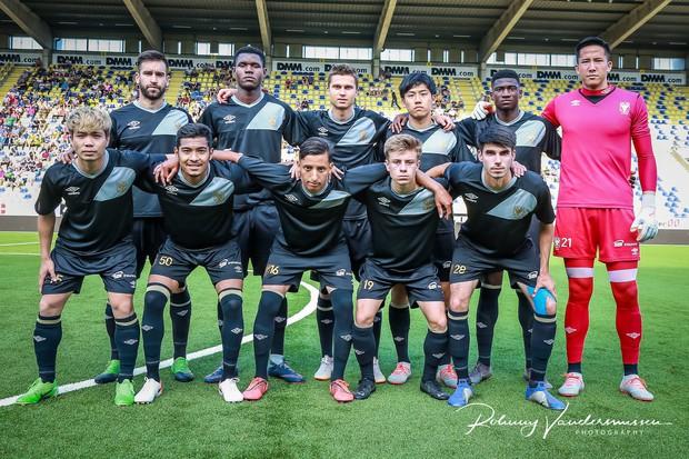Công Phượng lần đầu được đá chính ở Bỉ, Sint-Truidense V.V để thua sát nút trước đội hạng dưới - Ảnh 2.