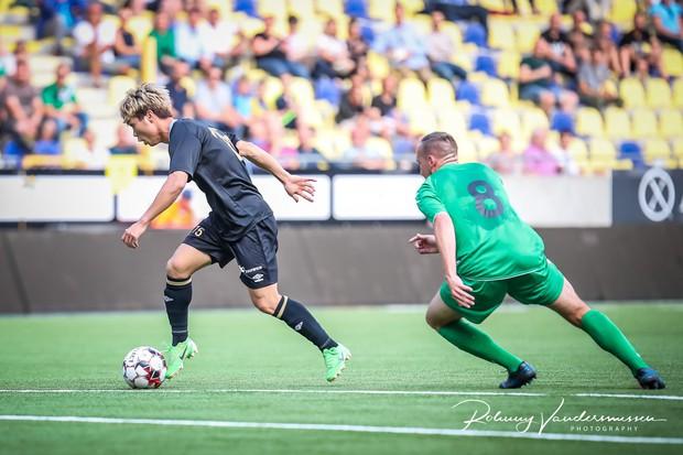 Công Phượng lần đầu được đá chính ở Bỉ, Sint-Truidense V.V để thua sát nút trước đội hạng dưới - Ảnh 5.