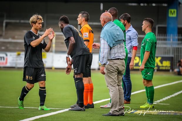 Công Phượng lần đầu được đá chính ở Bỉ, Sint-Truidense V.V để thua sát nút trước đội hạng dưới - Ảnh 8.