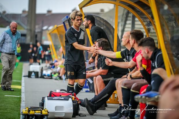 Công Phượng lần đầu được đá chính ở Bỉ, Sint-Truidense V.V để thua sát nút trước đội hạng dưới - Ảnh 12.