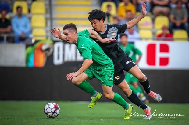 Công Phượng lần đầu được đá chính ở Bỉ, Sint-Truidense V.V để thua sát nút trước đội hạng dưới - Ảnh 10.