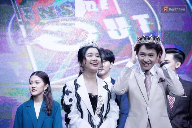 Chất chơi như Prom Nguyễn Thượng Hiền: Chìm đắm trong dòng nhạc Indie cùng Vũ với Thái Đinh, phỏng vấn như Hoa hậu để tìm ra King - Queen - Ảnh 5.