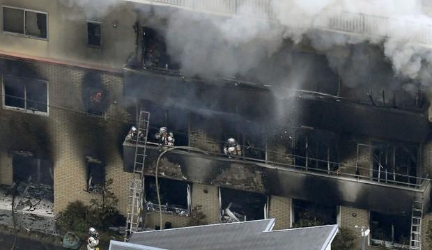 Đám cháy khốc liệt tước mạng sống hàng loạt họa sĩ anime thiên tài tại Nhật Bản - Ảnh 3.