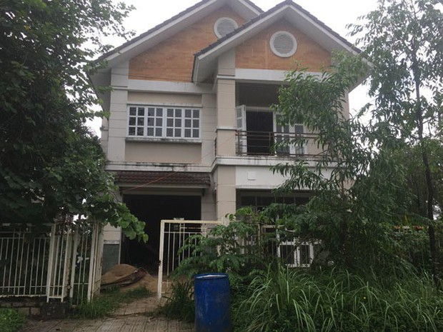 Chuyện tình ri đô trong biệt thự đang xây ở Sài Gòn - Ảnh 1.