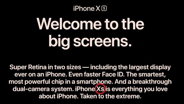 Viết iPhone XS hay Xs mới đúng chuẩn để khỏi mang tiếng fan Apple sai chính tả? - Ảnh 2.