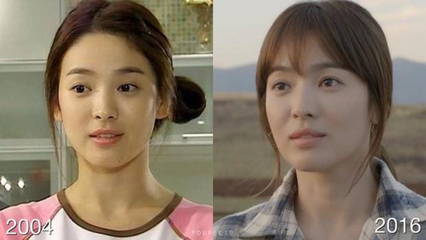 """""""Nóng trước lạnh sau"""" - bí kíp rửa mặt chống lão hóa giúp Song Hye Kyo giữ vững nhan sắc tường thành - Ảnh 2."""