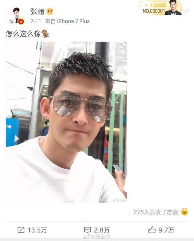 Trương Hàn và mỹ nữ Tân Cương - Cổ Lực Na Trát tái hợp sau 2 năm chia tay? - Ảnh 4.