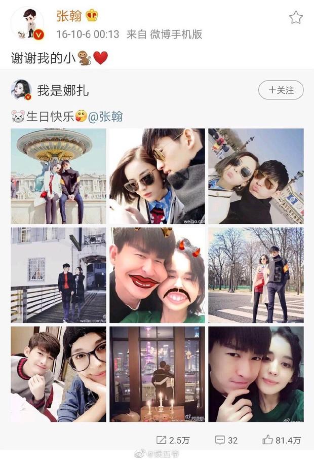 Trương Hàn và mỹ nữ Tân Cương - Cổ Lực Na Trát tái hợp sau 2 năm chia tay? - Ảnh 5.