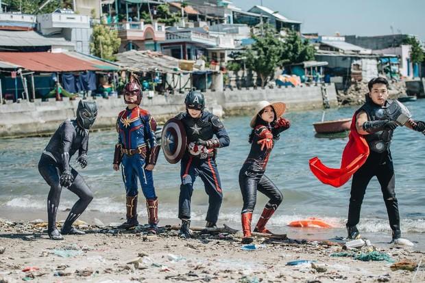 """Hành trình ý nghĩa của nhóm """"siêu anh hùng"""" dọn sạch rác nhựa trên bờ biển - Ảnh 10."""