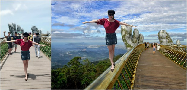Cười ra nước mắt với những ca photoshop đỉnh cao khi đi du lịch: Người được như ý, kẻ thành trò hề cho thiên hạ! - Ảnh 26.