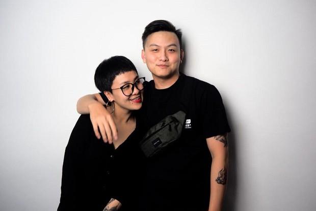 Pông Chuẩn, Huỳnh Tú ngỡ ngàng và khó chịu về việc đặt tít shock phản cảm câu view của Vợ chồng son - Ảnh 5.