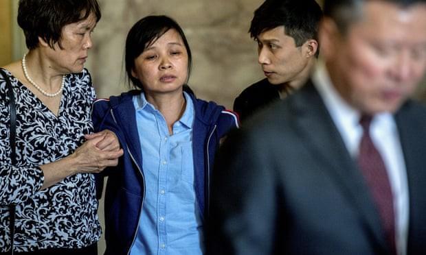 Nữ du học sinh Trung Quốc bị cưỡng hiếp, sát hại dã man ở Mỹ, gia đình đòi công lý suốt 2 năm vẫn không thể tìm thấy thi thể con - Ảnh 3.