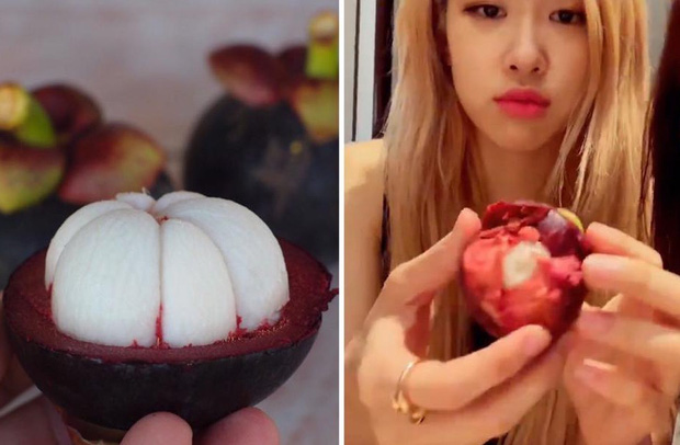 Rosé (BLACKPINK) livestream ăn hoa quả ngon lắm nhưng lại gọi chôm chôm là trái vải có lông - Ảnh 3.