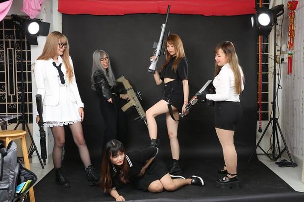 Ấn tượng với nhan sắc xinh đẹp của các cô gái RM5S Dark: Đội nữ duy nhất tham gia giải PUBG Firstblood Divine League - Ảnh 15.