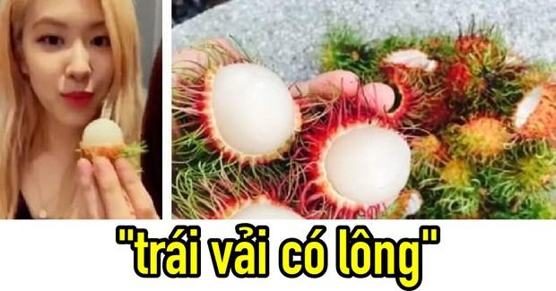Rosé (BLACKPINK) livestream ăn hoa quả ngon lắm nhưng lại gọi chôm chôm là trái vải có lông - Ảnh 2.