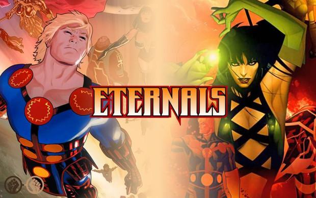 The Eternals sẽ xuất hiện viên đá vô cực thứ bảy mang quyền năng nhất vũ trụ Marvel - Ảnh 6.