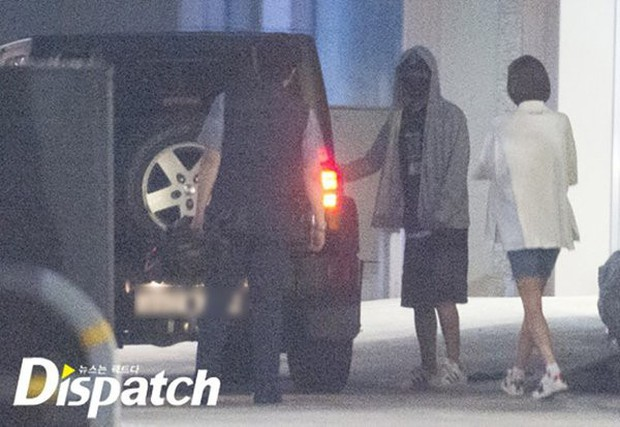 Muôn kiểu sao Hàn đối phó với tin đồn hẹn hò: Kẻ bị lật tẩy gian dối, G-Dragon bá đạo, cặp đôi Thư Ký Kim cực gắt - Ảnh 10.