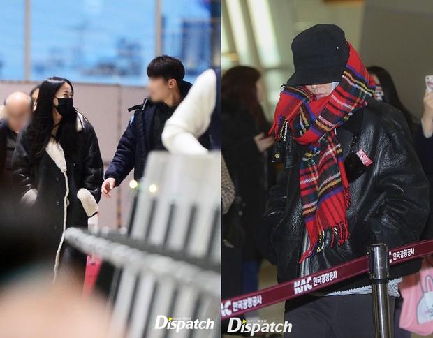 Muôn kiểu sao Hàn đối phó với tin đồn hẹn hò: Kẻ bị lật tẩy gian dối, G-Dragon bá đạo, cặp đôi Thư Ký Kim cực gắt - Ảnh 7.