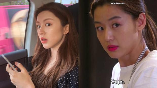 Chỉ một khoảnh khắc tỏ thái độ lồi lõm, gái xinh được so sánh với mợ chảnh Jeon Ji Hyun - Ảnh 1.