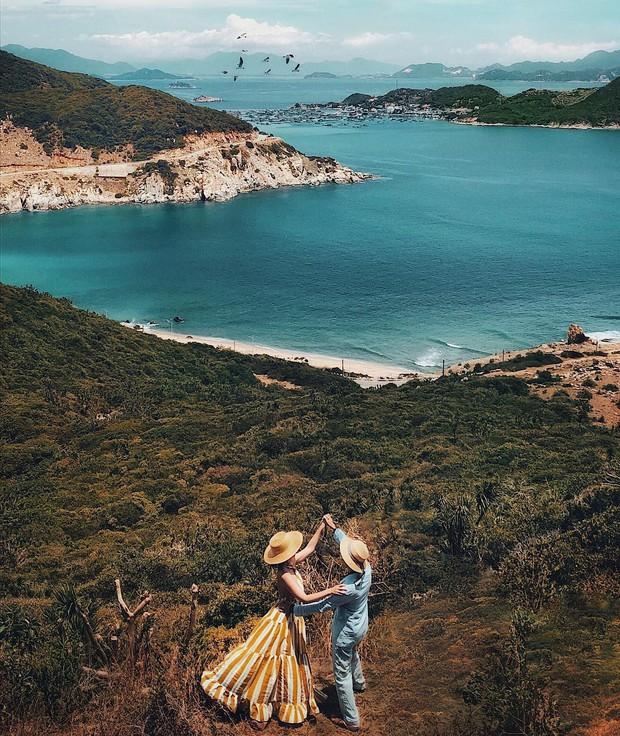Chọn resort 6 sao ở vịnh biển đẹp nhất Việt Nam quay clip cưới, ai làm lại Cường Đô La và Đàm Thu Trang cơ chứ! - Ảnh 3.
