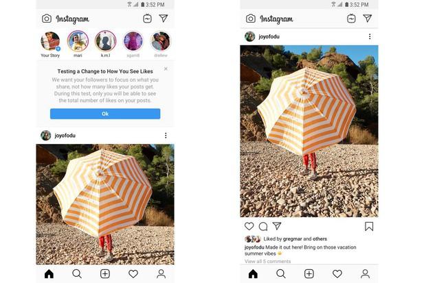 Lại thêm 6 quốc gia nữa bị Instagram bỏ số đếm Like, bắt đầu lan sang cả châu Á - Ảnh 2.