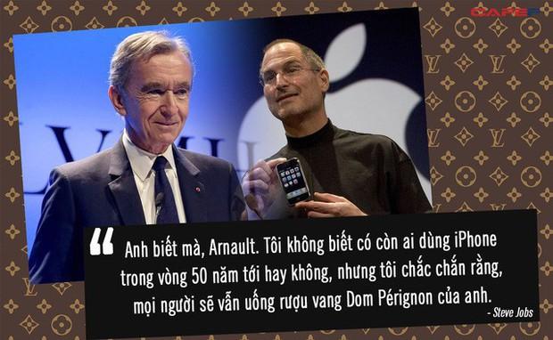 Chân dung ông chủ Louis Vuitton vừa đánh bại Bill Gates để thành người giàu thứ 2 thế giới: Luôn khát khao vị trí số 1, ngưỡng mộ Warren Buffett và Steve Jobs - Ảnh 1.