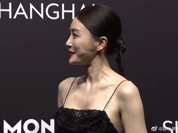 1 năm sau Diên Hi Công Lược, netizen choáng với ảnh da nhăn nheo, lão hoá không phanh của Tần Lam - Ngô Cẩn Ngôn - Ảnh 2.