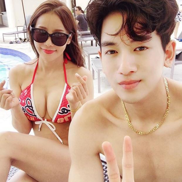 Nhan sắc của các người đẹp châu Á lấy chồng đáng tuổi cháu - Ảnh 2.