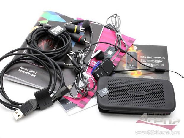 Nokia 5800 XpressMusic: Đòn phản công muộn màng của Nokia sau khi hứng chịu cú đấm iPhone từ Apple - Ảnh 5.