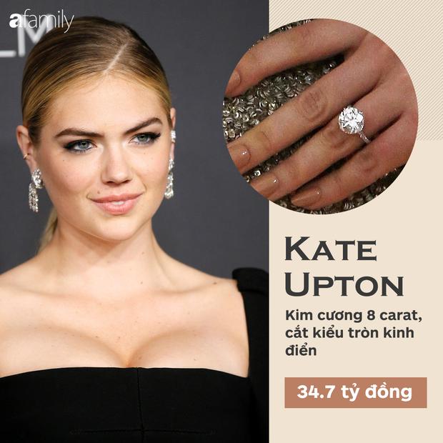 Choáng cực độ với 20 chiếc nhẫn đính hôn đắt bậc nhất hành tinh, bất ngờ là nhẫn của chị em dâu Kate - Meghan - Ảnh 12.