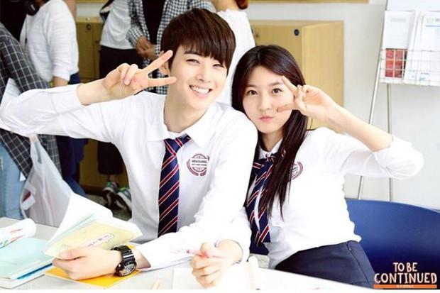 Trai đẹp Cha Eun Woo: Trùm đóng vai mỹ nam, nhiều lần được hôn đàn chị nhưng diễn xuất cần phải xét lại - Ảnh 3.