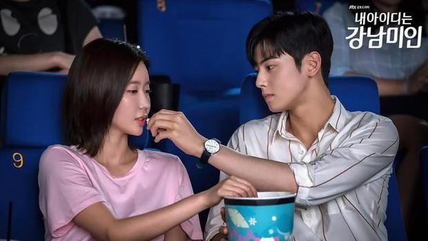 Trai đẹp Cha Eun Woo: Trùm đóng vai mỹ nam, nhiều lần được hôn đàn chị nhưng diễn xuất cần phải xét lại - Ảnh 8.