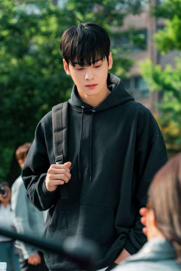 Trai đẹp Cha Eun Woo: Trùm đóng vai mỹ nam, nhiều lần được hôn đàn chị nhưng diễn xuất cần phải xét lại - Ảnh 9.