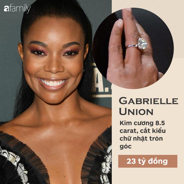 Choáng cực độ với 20 chiếc nhẫn đính hôn đắt bậc nhất hành tinh, bất ngờ là nhẫn của chị em dâu Kate - Meghan - Ảnh 9.