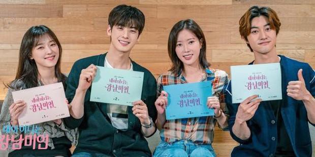 Trai đẹp Cha Eun Woo: Trùm đóng vai mỹ nam, nhiều lần được hôn đàn chị nhưng diễn xuất cần phải xét lại - Ảnh 11.