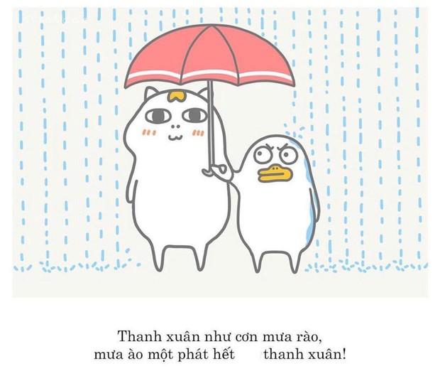 Thanh xuân như một ly trà của Dương (Về nhà đi con) thành hot trend, dân tình điên đảo áp dụng làm caption thả thính, bán hàng online - Ảnh 6.
